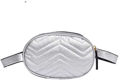 aabcbe3ccd28 Shopping Clear or Silvers - Waist Packs - Luggage & Travel Gear ...