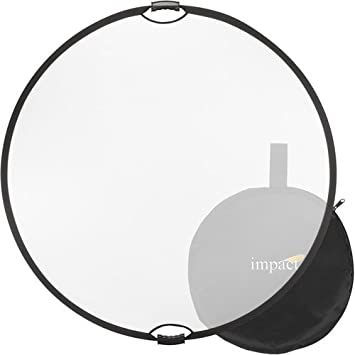 Amazon Com Impact 5 In 1 Collapsible Circular Reflector With