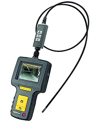 General Tools DCS1600HP High-Performance Recording Video Borescope System with VGA Resolution Probe