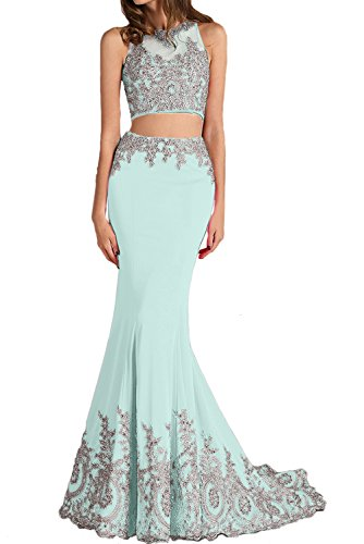 Ivydressing - Vestido - para mujer azul celeste
