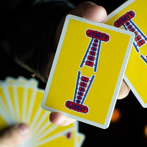 Playing Cards SOLOMAGIA Modern Feel Jerrys Nuggets Yellow