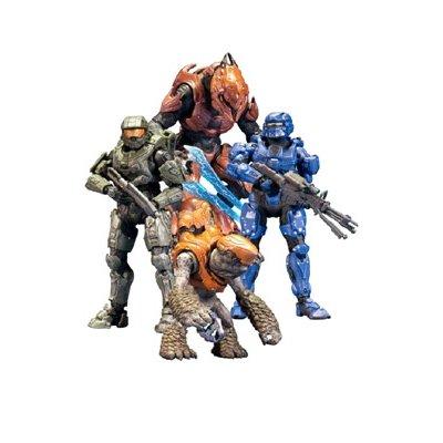 McFarlane Toys Halo 4 Collector Box Set Target Exclusive