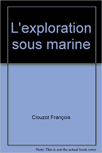 Livre gratuits L'exploration sous marine pdf