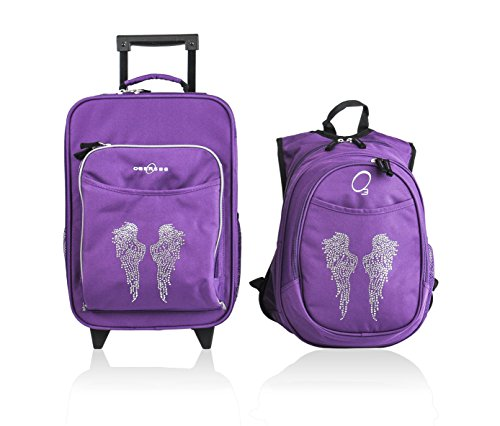 O3 Obersee Kids Luggage and Backpack with Integrated Cool...