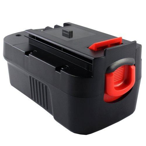 Expertpower 18v 3000mah nimh extended battery for black decker 244760 00 a18 hpb18 hpb18 ope - Batterie black et decker 18v ...
