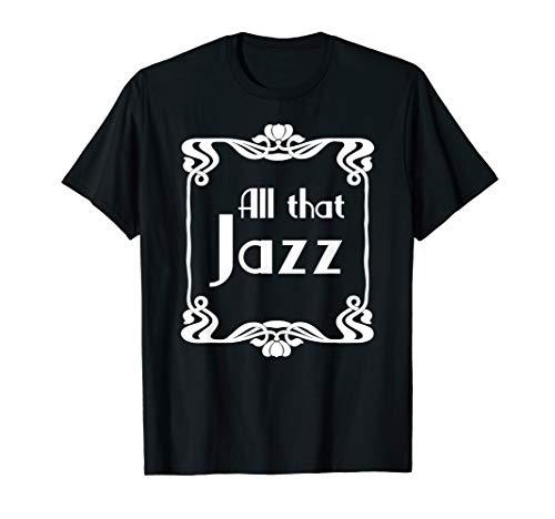 Roaring Twenties Fashion 20s Gatsby Short Sleeve Tshirt
