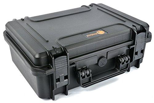 Waterproof Watertight Camera Hard Case With Foam EL1606 Lapt