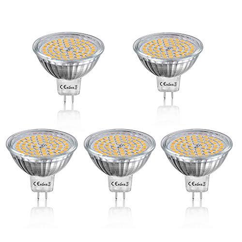 4W 12V Mr16 Super Bright Led Light Bulbs