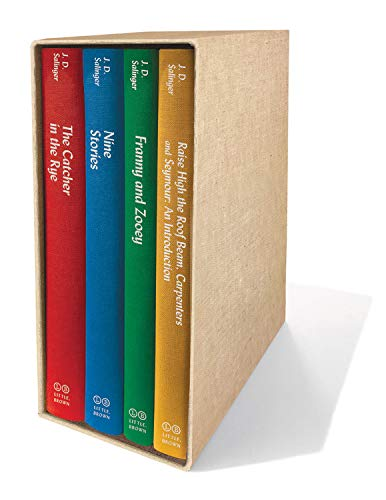 J. D. Salinger Boxed Set (Protagonist In The Catcher In The Rye)