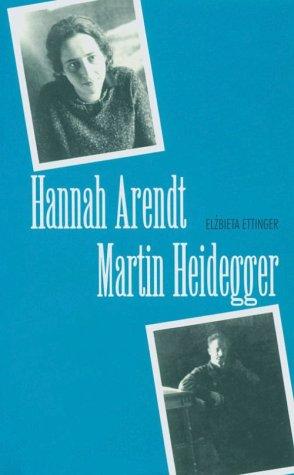 hannah-arendt-martin-heidegger