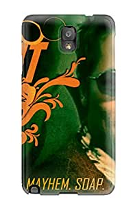 Premium Case With Scratch Resistant Fight Club () Case Cover For Galaxy Note 3