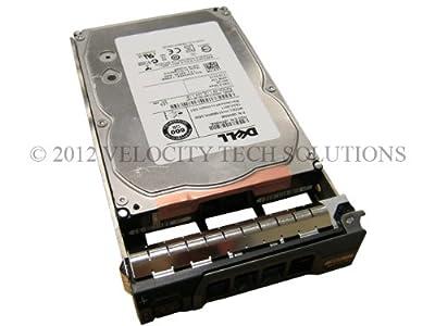"Dell W348K 600GB 15K 3.5"" SAS Hard Drive in Poweredge R Series Tray"