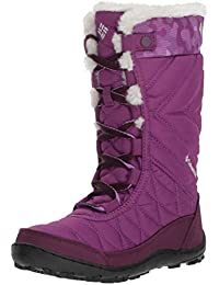 Kids' Youth Minx Mid Iii Print Omni-Heat Snow Boot