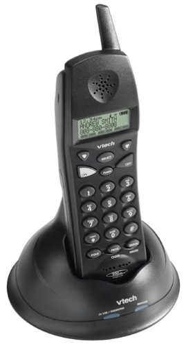 Amazon VTech 9127 900 MHz Analog Cordless Phone With Caller ID