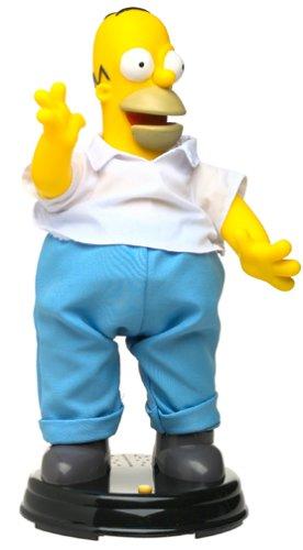 Large Talking Dancing Homer