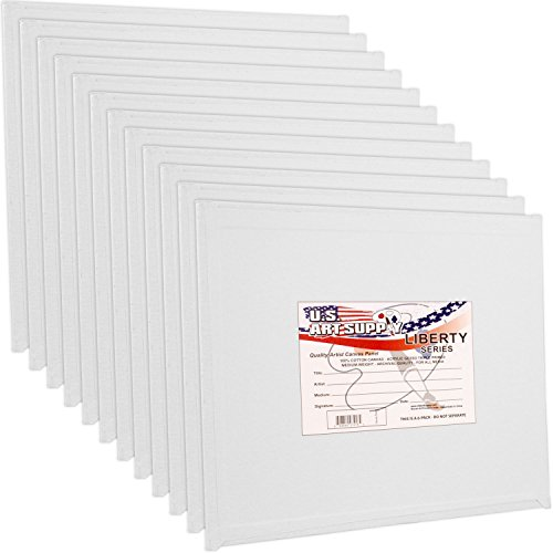 US Art Supply 10 X 10 inch Professional Artist Quality Acid