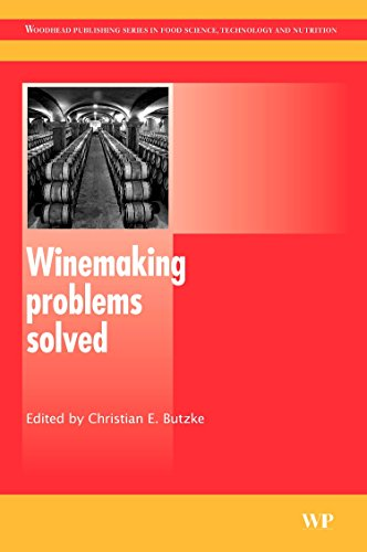 Winemaking Problems Solved (Woodhead Publishing Series in Food Science, Technology and Nutrition)