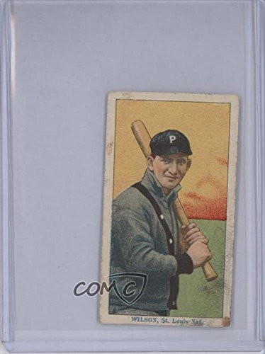 Owen Wilson (Baseball Card) 1914-16 Coupon Cigarettes Type 2 - T213-2 #OWWI