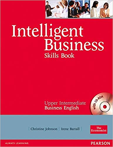 Intelligent Business Upper Intermediate Skills Book Audio