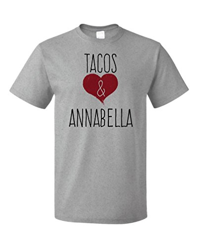 Annabella - Funny, Silly T-shirt