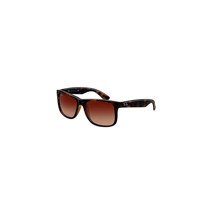 Ray-Ban Gafas de sol Justin RB4165 C55 710/13: Amazon.es ...