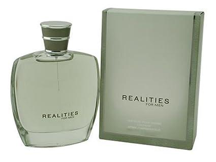 Realities De Realities Cosmetics Para Hombres Colonia Vaporizador 1.7 Oz / 50 Ml