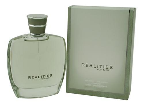 New ( Cologne For Men ) Realities (Realities (new) Cologne Spray for men 1.7 Ounces)