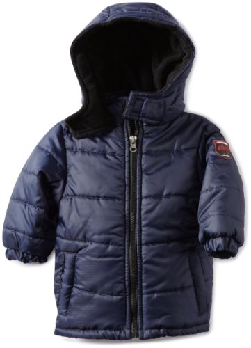 IXtreme Baby Boys' Promo Solid Ripstop Puffer Snowsuit