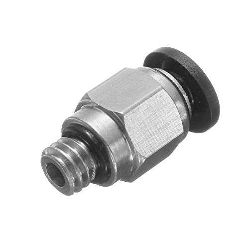 0346 - 4mmTube Connector Union For 3D Printer Filament Guiding Teflon PTFE Tubin from Aigh Auality shop