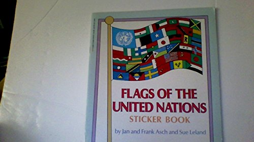 Flags of the United Nations Sticker Book