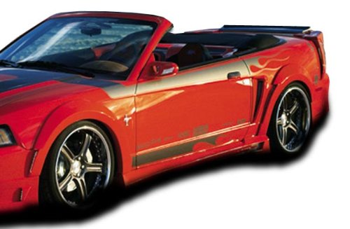 ng Couture Demon Side Skirts Rocker Panels - 2 Piece (Demon Side Skirt Accessories)