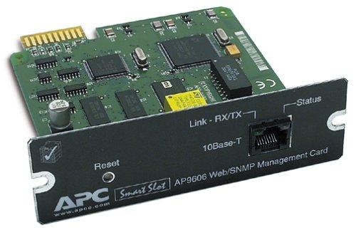 APC AP9606 Web/SNMP Management SmartSlot Card
