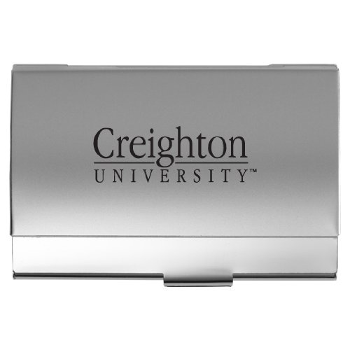 Creighton Bluejays Business Card Holders Price Compare