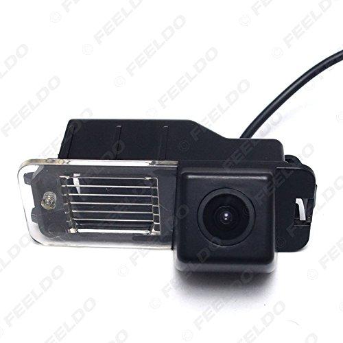 (FEELDO CCD Backup Rear View Car Camera for Volkswagen Golf6/Magotan/Beetle/SCIROCCO/BORA/POLO/PASSAT B7)