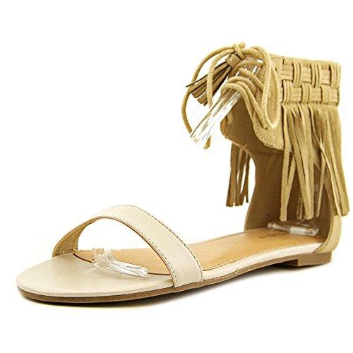 Indigo Rd. Candon Women US 8.5 Brown Gladiator Sandal