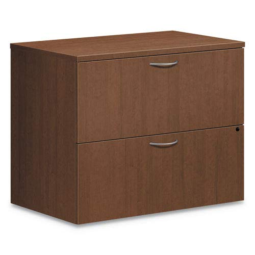 The Hon HLMLATF.F Foundation Lateral File, 35.779w X 19 7/8d X 28.48h, Shaker Cherry