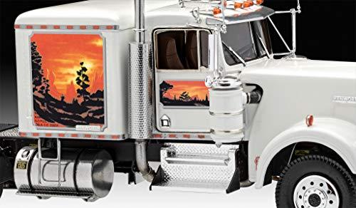 Revell RV07659 1:25 - Kenworth W-900 Plastic Model kit 1/25 6