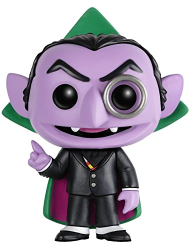 Funko POP TV: Sesame Street - The Count Toy Figure