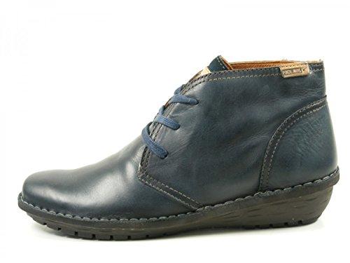 Pikolinos Wabana W7d_i16, Zapatillas de Estar por Casa para Mujer blau