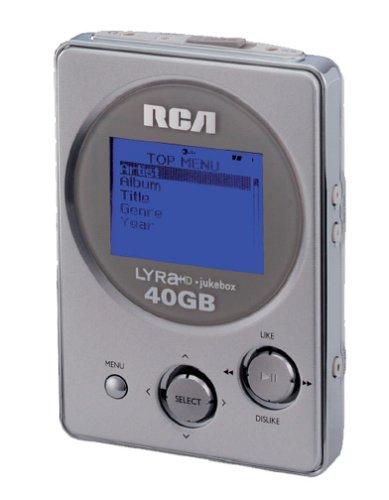 RCA RD2840 Lyra Personal Jukebox