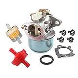 AISEN Carburetor for Devilbiss Ex-Cell 2321 2300 EXVRB2321 Pressure Washer 6.0hp Engine Carb Gasket Fuel Filter Clamp