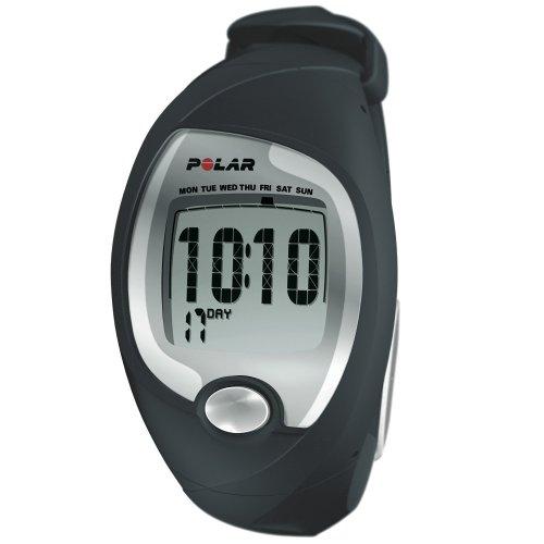 (Polar FS3 Heart Rate Monitor Watch (Dark Grey))