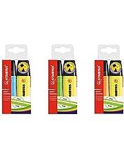 Marker – Stabilo Boss Original – zestaw 2 szt. – posortowane pod względem koloru
