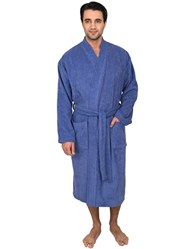TowelSelections Turkish Cotton Kimono Bathrobe