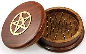 """Pentagram Herb Grinder 3"""" *"""