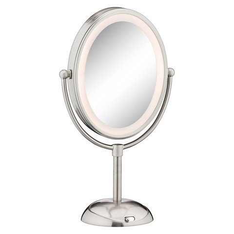 Conair Chrome LED Cosmetic Mirror