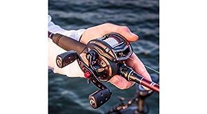 Abu Garcia REVO4 SX-HS Revo SX Low Profile Fishing Reel