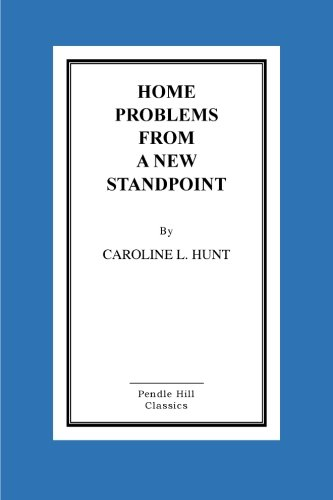 Download Home Problems From A New Standpoint pdf