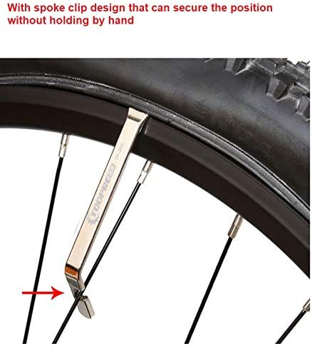 3 pcs//Pack Juscycling Tire Lever Pry Up Bar Tool for Mountain Bike Road Bicycle Stainless Steel
