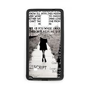 The Script Samsung Galaxy Note 4 Cell Phone Case Black xlb-122717